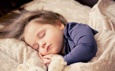 Preschoolers' Sleep Time Could Lead to Teen Obesity