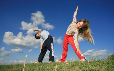 5 Easy Exercises to Get Your Kids Excited About Fitness