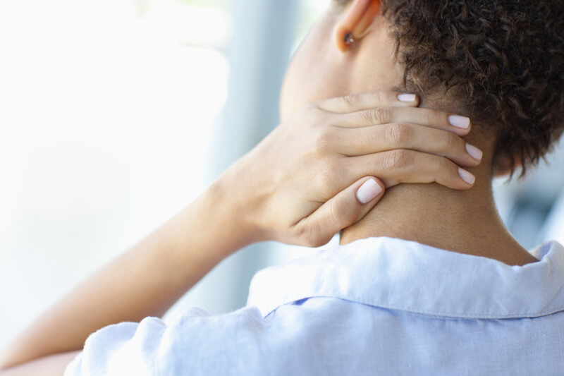 5 Common Causes of Neck Pain