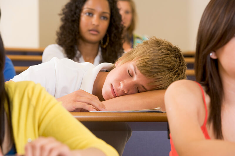 Is Lack of Sleep Killing Our Teens?