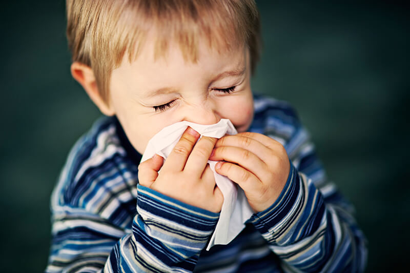 Your Baby's Medication May Lead to Childhood Allergies