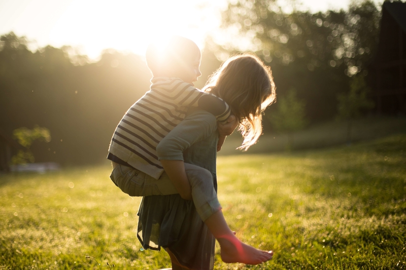 4 Tips to Help Raise a Healthy Child