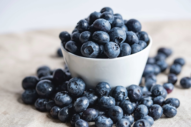 The Power of Berries for Blood Pressure