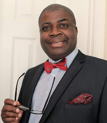"""Board-certified, fellowship-trained pain management specialist, Olufemi A Ogunyemi MD """"Dr O"""" joined South Georgia Spine, Joint & Rehab in 2021."""